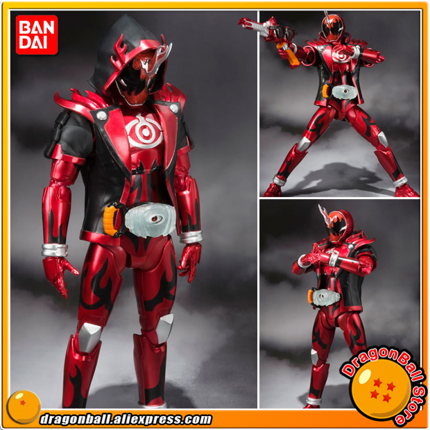 Kamen Rider Ghost Original BANDAI Tamashii Nations S.H.Figuarts / SHF Action Figure - Kamen Rider Ghost Toucon Boost Damashii