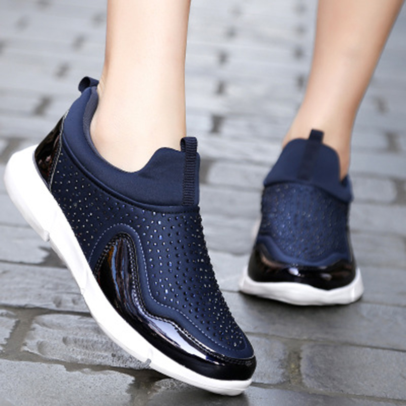 Classic Women  Sneakers Casual Shoes Flats Solid Ladies Sequins Canvas Shoes Female Flat Trainers Fashion Basket Femme tenisClassic Women  Sneakers Casual Shoes Flats Solid Ladies Sequins Canvas Shoes Female Flat Trainers Fashion Basket Femme tenis