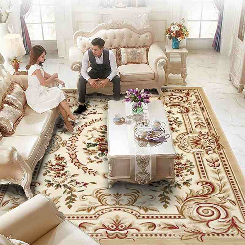 Modern Europe Carpets For Living Room Soft Rugs And Carpets For Bedroom Home Decor Coffee Table