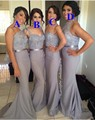 Real Picture Lace Bridesmaid Dresses 2016 Lace Wedding Party Dress Prom Dresses custom made BD019