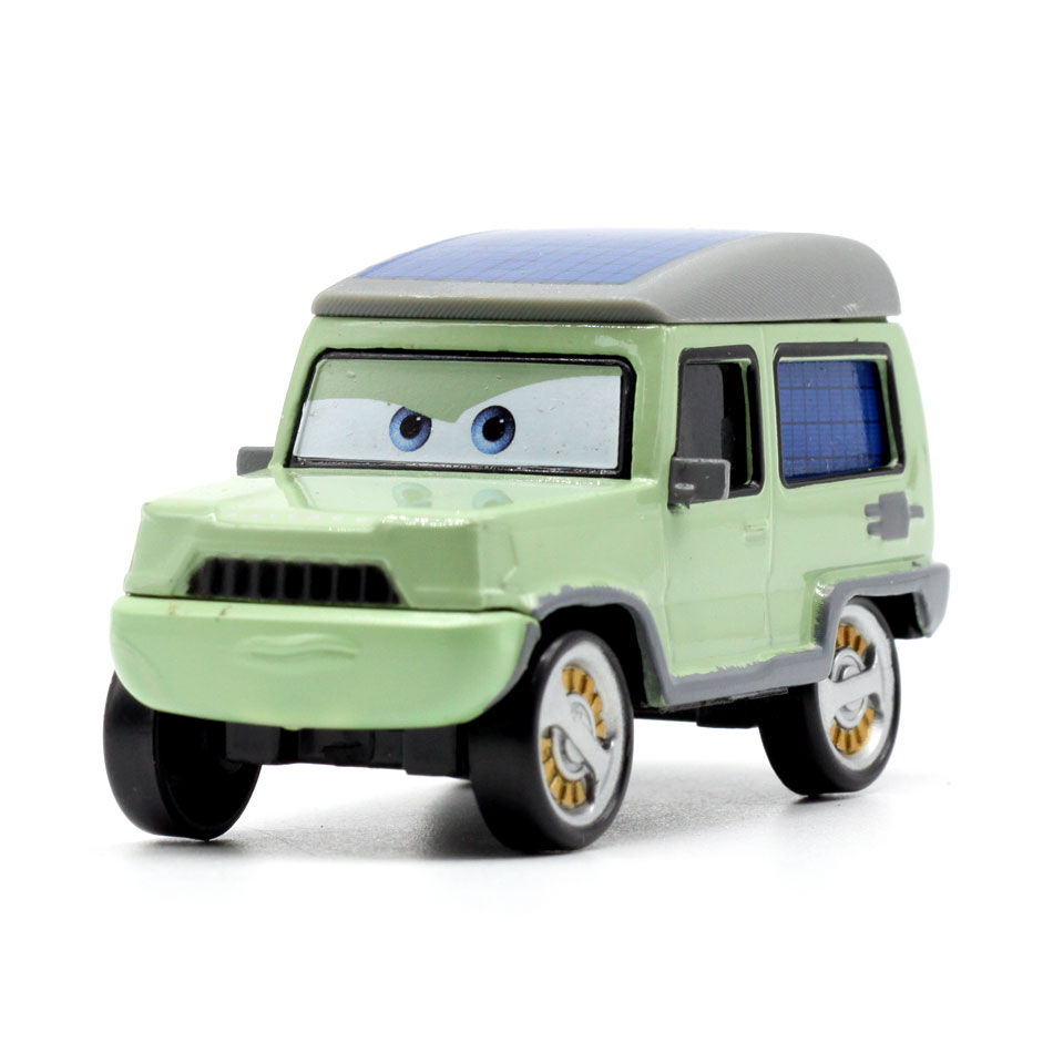 Купить с кэшбэком Disney 20 Style Pixar Cars 2 3 Toys For Kids LIGHTNING McQUEEN High Quality 1:55 Diecast Metal Alloy Toy Model New In Stock