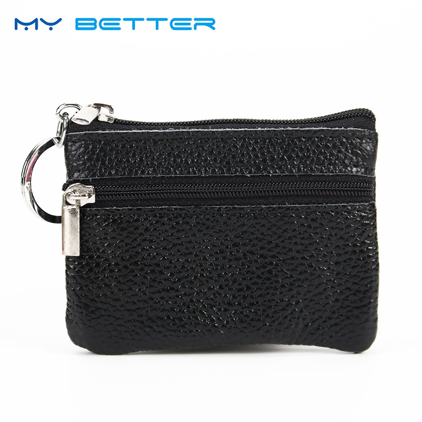Hot Sale Women Leather Coin Purses Women Zipper Coin Bags Children Storage Pocket Female Purses Pouch hot sale cartoon coin purses children plush mini bags female coin bag women zipper character wallets