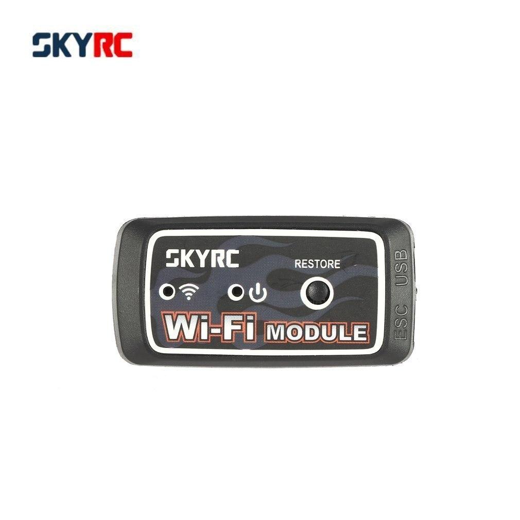 SKYRC SK-600075-01 WiFi Modul Kompatibel mit Original ESC und Ladegerät Imax B6 Mini B6AC V2 für RC Modell Ersatzteile