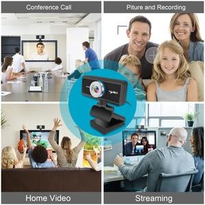 Image 5 - HXSJ USB Web Camera 720P HD 1MP Computer Camera Webcam Built in Sound absorbing Microphone 1280 * 720 Dynamic Resolution PC