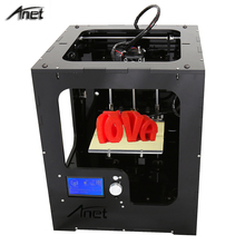 2016 HOT!!!  Anet A3-S Full Assembled Desktop 3D Printer Precision Reprap Prusa i3 3D Printer with 1Roll Filament 16GB Card