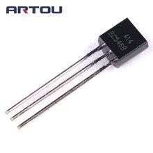 100 шт. BC546 BC546B BC556 BC556B Каждый 50 шт. 0.1A/65 в NPN транзистор низкой мощности TO-92