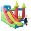 YARD Indoor Mini Residential Inflatable Bouncer with Slide Jumping House for Kids DHL Free Shipping