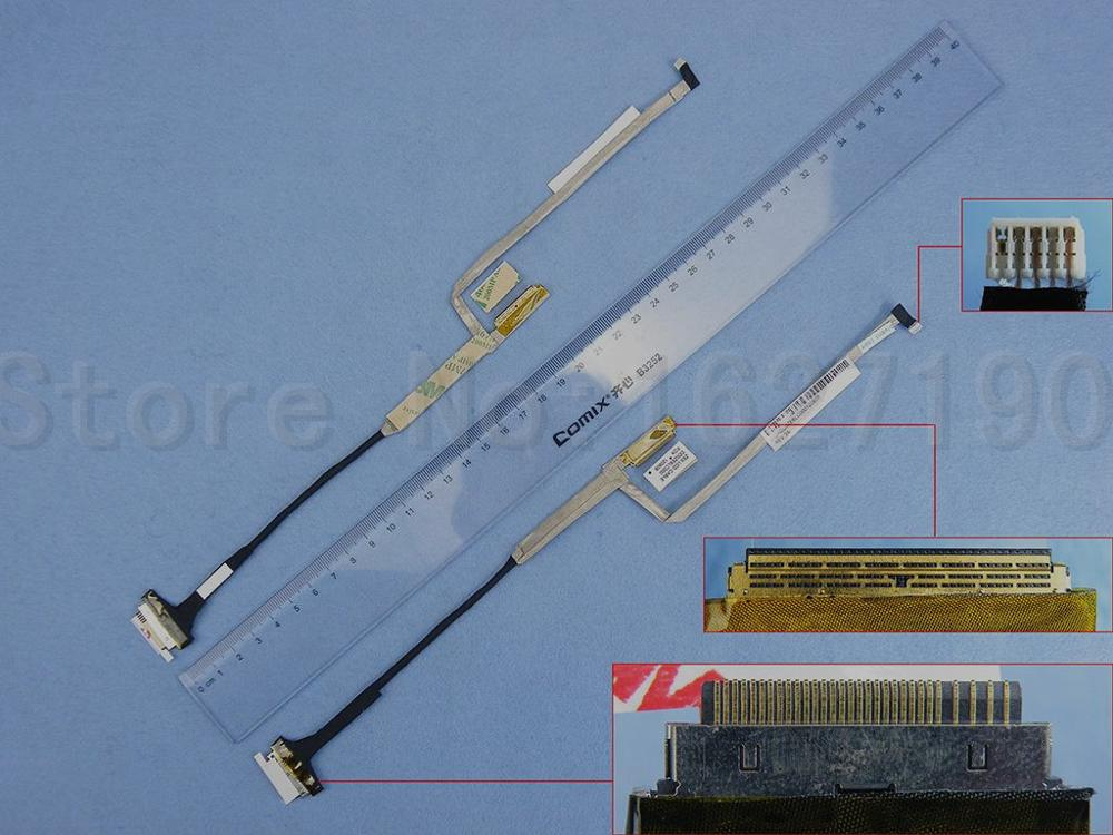 NEW Laptop Notebook LED/LCD Cable for ACER aspire One D257 D270,One Happy 2,Gateway LT28 LT40 PN: DD0ZE6LC000 DD0ZE6LC002