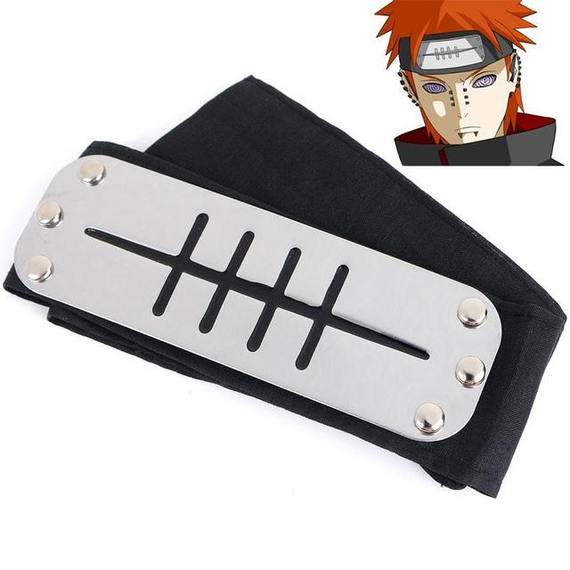 Naruto Cosplay Metallic Headband
