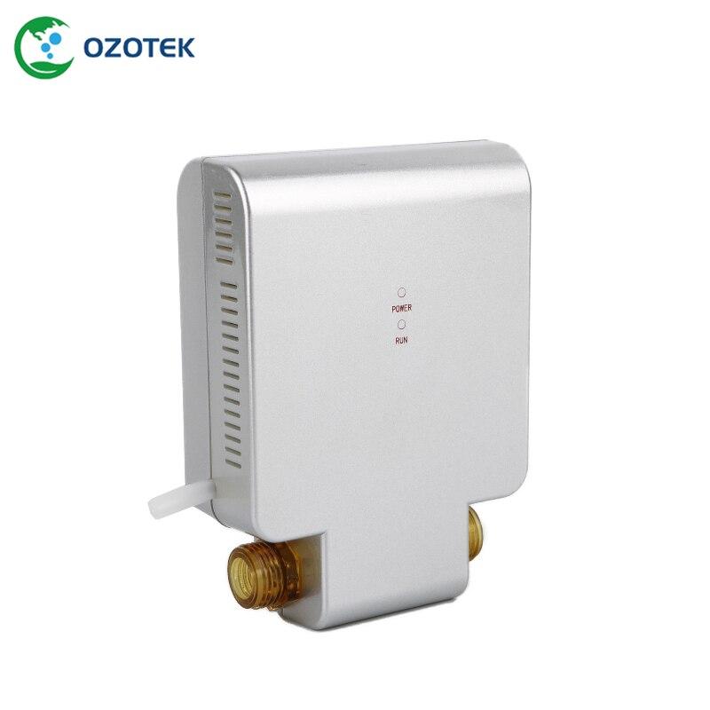 NEW OZOTEK faucet ozone generator 12V 0.2-1.0PPM used on fruit vegetable free shippingNEW OZOTEK faucet ozone generator 12V 0.2-1.0PPM used on fruit vegetable free shipping