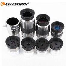 Celestron omni 4mm 6mm 9mm 12mm 15mm 32mm 40mm und 2x okular und barlow Objektiv Voll Multi Beschichtete Metall Astronomie Teleskop