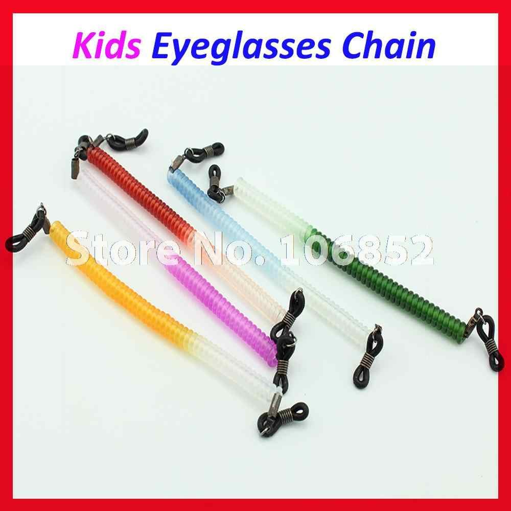 3ece30a9277 KG-3 Children Kids Eyewear Glasses Chain Eyeglasses Cord Sports safety  Holder