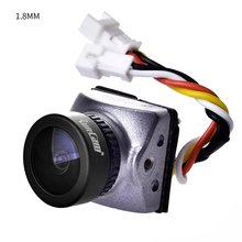 Runcam Racer Nano 700TVL Switchable 1.8mm/2.1mm Lens Smallest FPV Camera Low Latency Integrated OSD For RC Drone