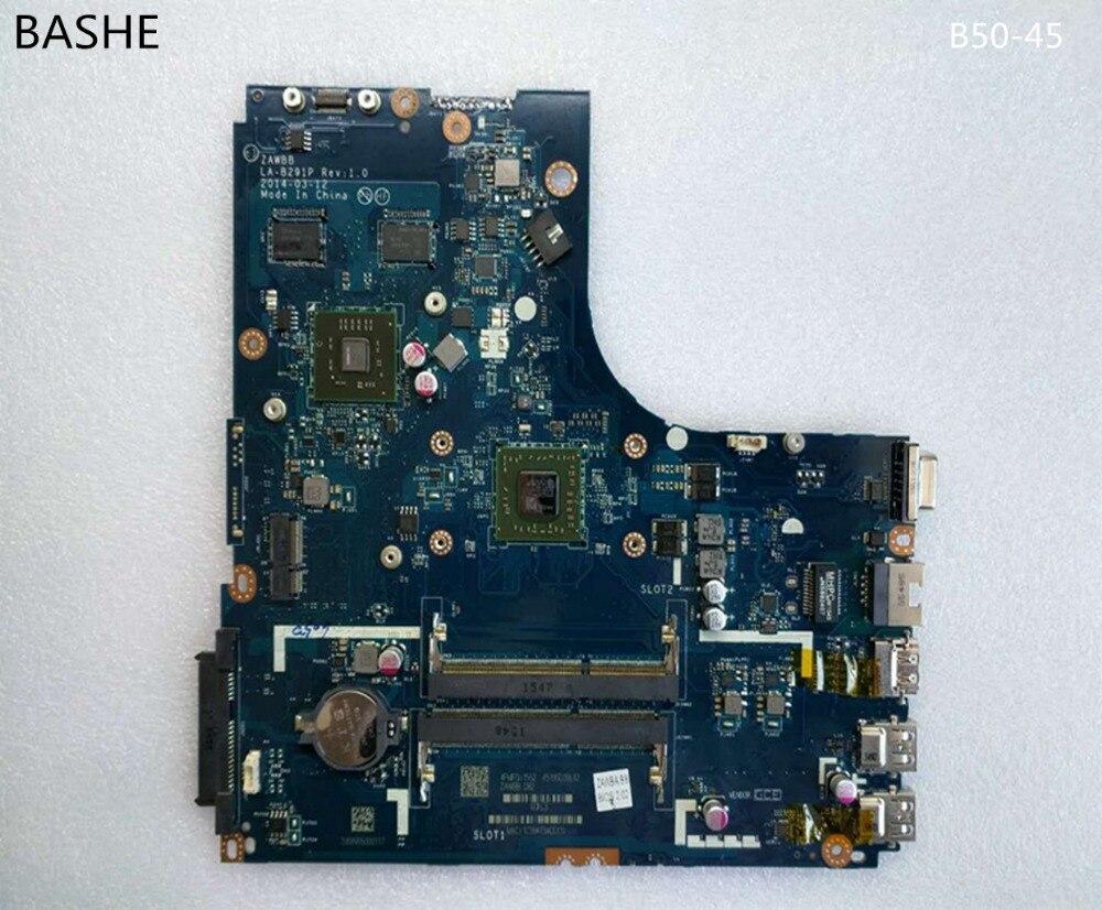 Lenovo B50 45 ためのノートパソコンのマザーボード CPU A6310 100% 完全にテスト FRU: 5B20G37215  グループ上の パソコン & オフィス からの ノートパソコン マザーボード の中 1