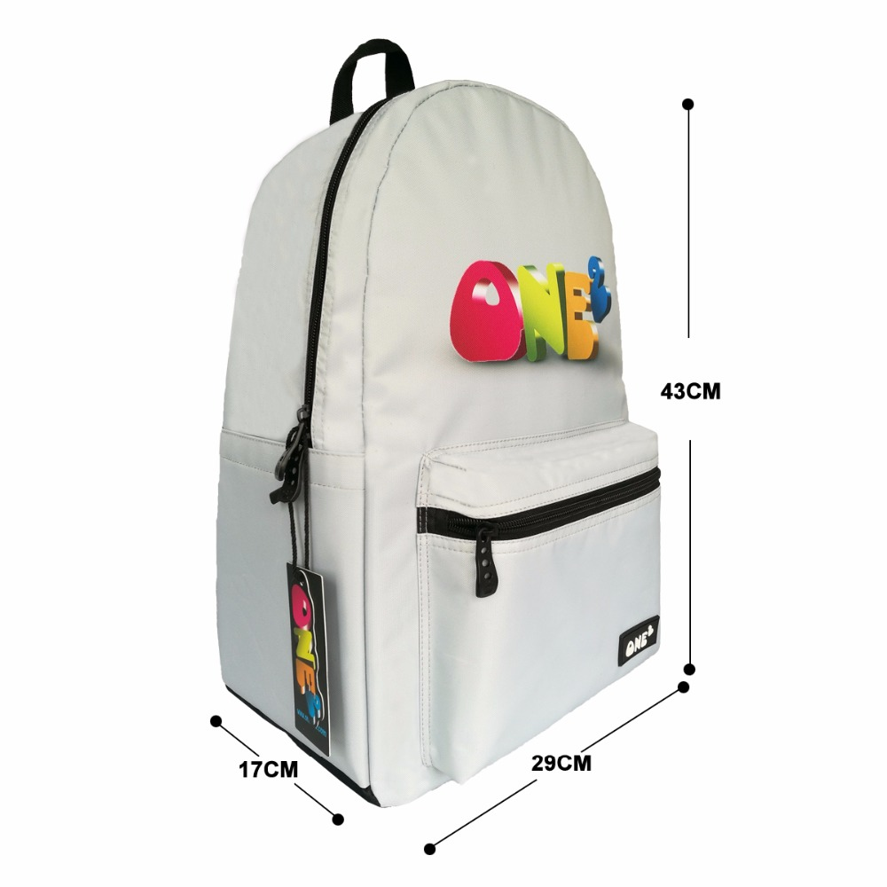 one2 mochila bonito para meninas Técnica : Sublimation