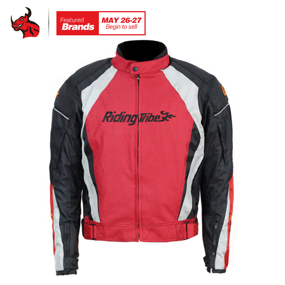 Riding Tribe Men's Motocross Off-Road Jaqueta Clothes Windproof Waterproof Motorcycle Racing Riding Hump Moto Jackets