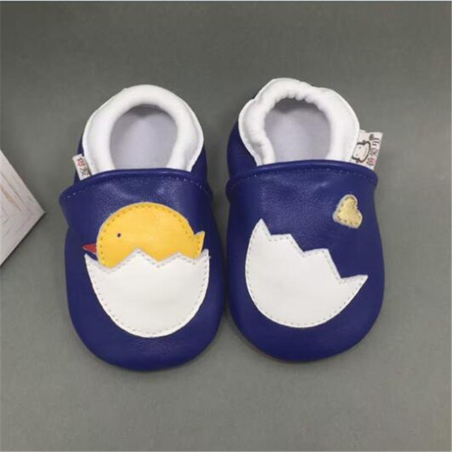 Genuine Leather Baby Girl Shoes Soft Soled Baby Slippers Toddler Boy Moccasins zapatos nina chaussure fille sapatos infantil