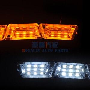 Image 5 - Светодиодные ленты для автомобильных фар ROYALIN, гибкая лента для мотоциклетных фар, поворотники, мягкая трубка