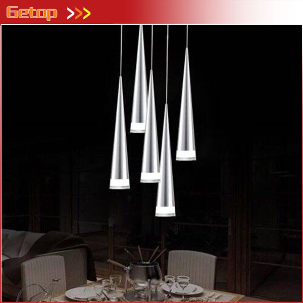 Modern Chrome Chandeliers 5W Pendant Lamp Lighting Fixture for LED Metal Living Room Bedroom Dining Room Kitchen Adjustable modern crystal chandelier hanging lighting birdcage chandeliers light for living room bedroom dining room restaurant decoration