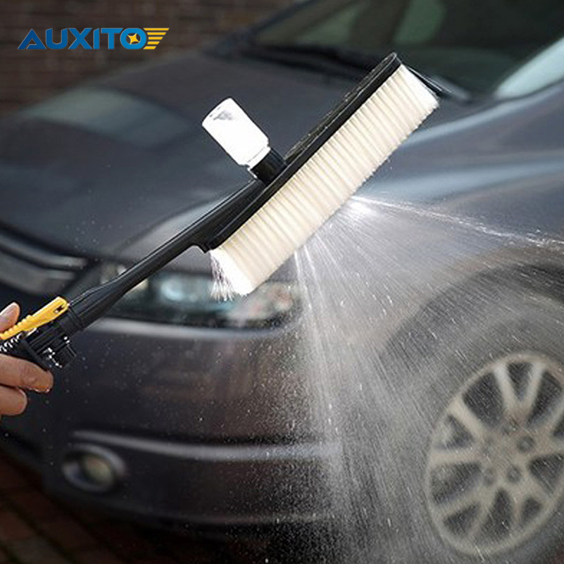 Car Windshield Cleaner Cleaning Brush For Hyundai Solaris Accent I30 IX35 Tucson Elantra Santa Fe Getz I20 Sonata I40 I10 Creta snake rope brush gun brush bore snake cleaner 17 22 cal 30 44 380 caliber 12 16 20 gauge rifle pistol cleaning