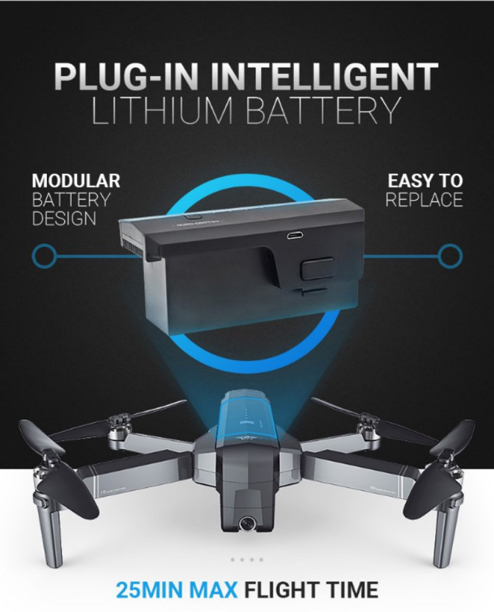 SJRC F11 GPS Drone With Wifi FPV 1080P Camera Brushless Quadcopter 25mins Flight Time Gesture Control Foldable Dron Vs CG033 9