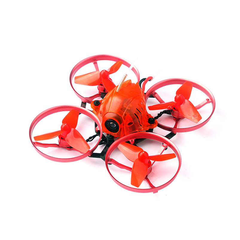 JMT Snapper7 RTF Brushless 4-Axle Aircraft Micro 75mm FPV Racer Racing Drone 700TVL Camera with FS-i6 RC Transmitter Controller