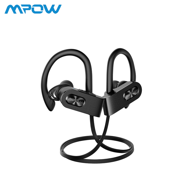 50fbbc9668e Mpow Flame2 Bluetooth Headphones with 13-Hr Playtime Bluetooth 5.0 Wireless  Earbuds IPX7 Waterproof Sport