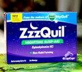 Бесплатная доставка ВИКИ ZzzQuil Ночного Сна Помощи Димедрол HCL 48 Liquicaps