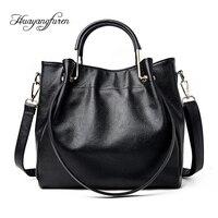 Famous Brand Tote Bag Designer Handbag Women Genuine Leather Handbags Spring Female Messenger Crossbody Bag For