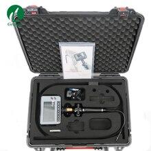 Новый DR4540F портативный водостойкий 4,3 »ЖК-индустрия видео бороскоп 4-Way OD 4,0 мм змея камера для обследования эндоскоп