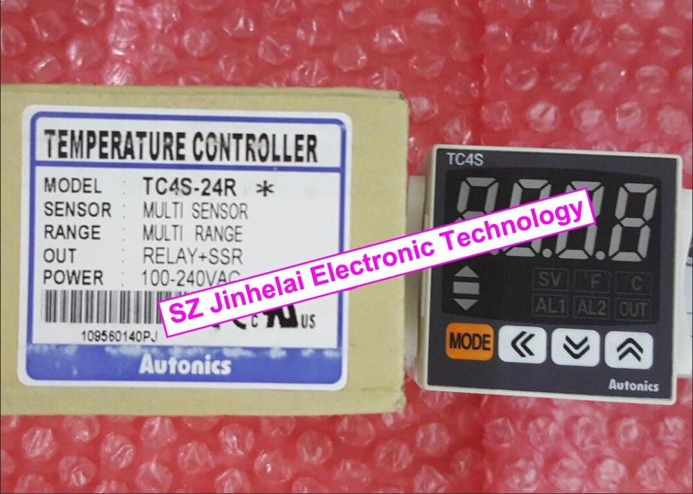 TC4S-24R, TC4S-24C, TC4S-24S  New and original AUTONICS AC100-240V r o c s детская зубная паста ягодная фантазия r o c s kids 4 7 лет 45г