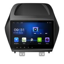 "9 ""2 din Android 6.0 autoradio per HYUNDAI IX35 Nuovo Tucson 2010-2016 car dvd player GPS con 1g di RAM 16g ROM WiFi Bluetooth"