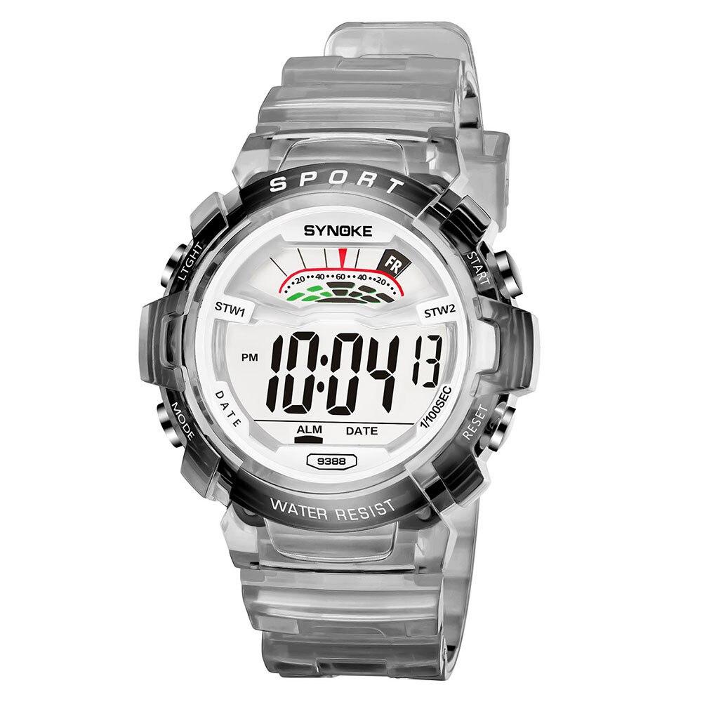 children's Watch Digital indoor outdoor Required Boy Girl Alarm Date Multifunction Sport LED waterproof Led Light Wrist Watches