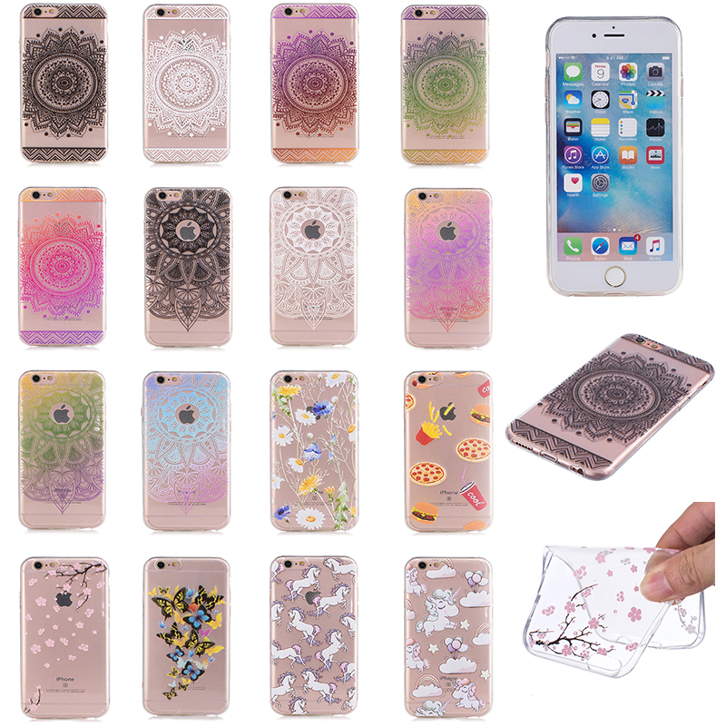 Luxury Case for Apple iphone 7 plus squishy TPU Case for Apple iphone7plus iphone 7Plus A1785 A1786 A1784 A1661 cat phone Cover