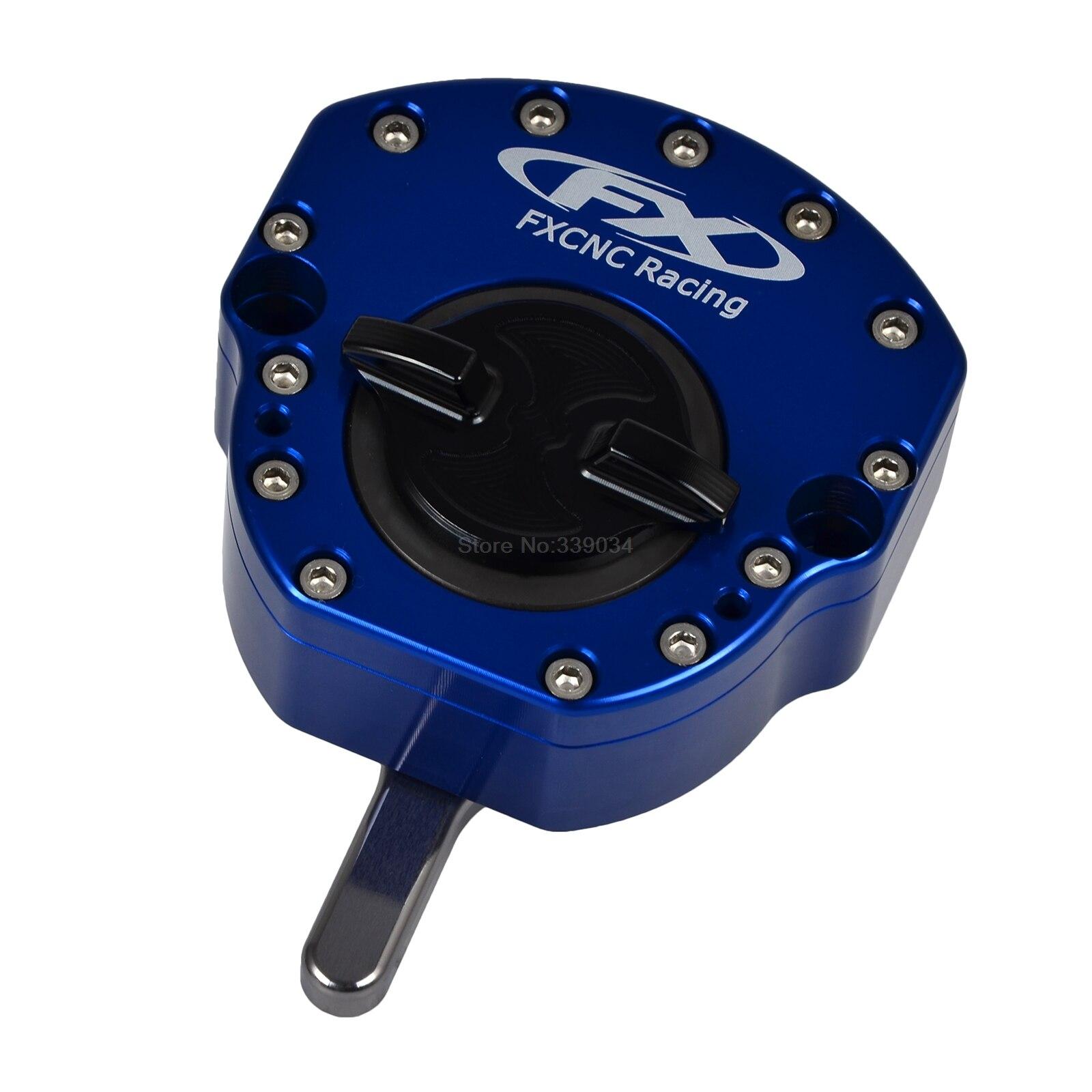 NICECNC Steering Damper For Yamaha R1 R3 R6 R25 FZ1 FZ-09 FZ09 R6s Kawasaki ZX6R ZX10R ZX14R EX250R EX300R Ninja ZX636/RR MV F4 цена