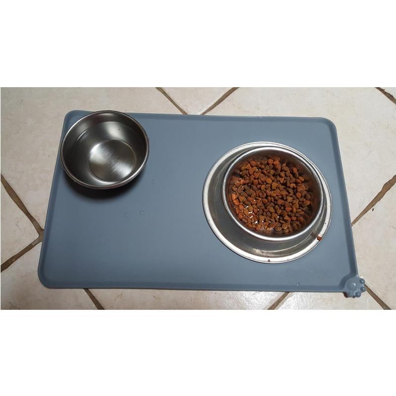 safe large woopet food amazon dp supplies silicone mat tan pet cat dog premium com feeding extra mats or
