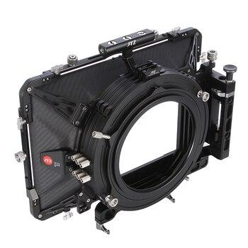 "JTZ DP30 Cine Carbon Fiber 5.65x5.65""Matte Box 15mm/19mm for Sony CANON ARRI RED"