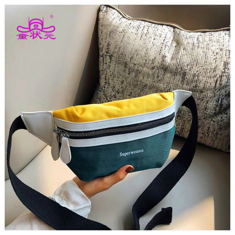 Detail Feedback Questions about 2019 The Fashion Women Waist Bag Irregular  Splice Money Phone Belt Bag Quality Leather Bum Hip Bag Chest Shoulder Bag  Fanny ... 956db7389d3c9