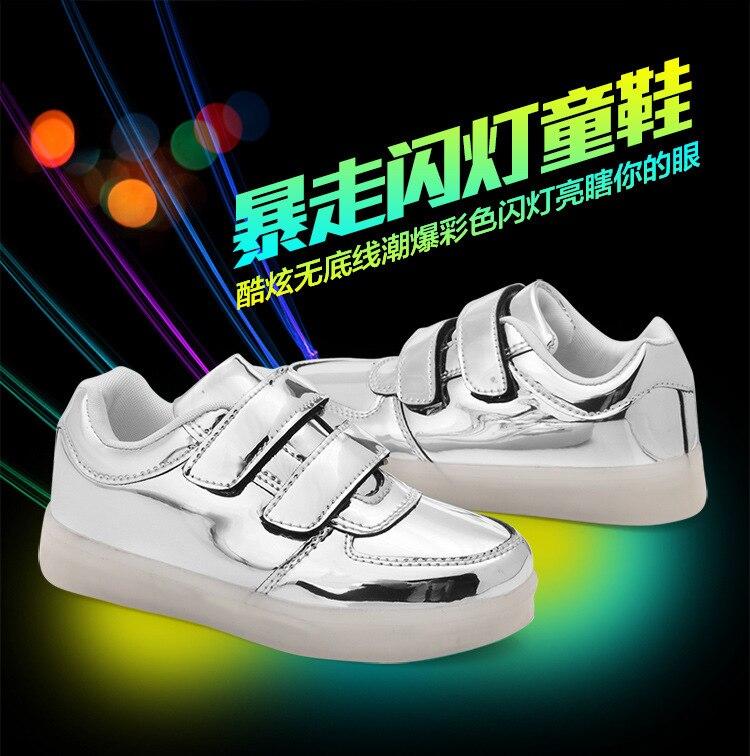 Kashiluo crianças Levaram sapatos Sneakers Crianças gancho