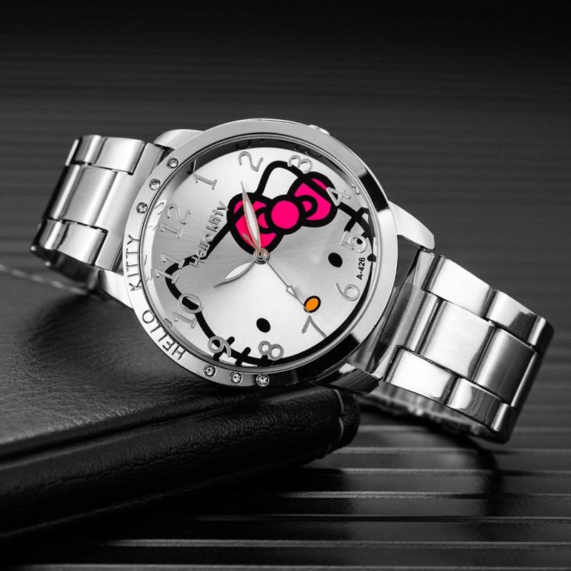 Women Sliver Watch Stainless Steel Watches Women Top Brand Luxury Casual Clock Ladies Wrist Watch Relogio Feminino