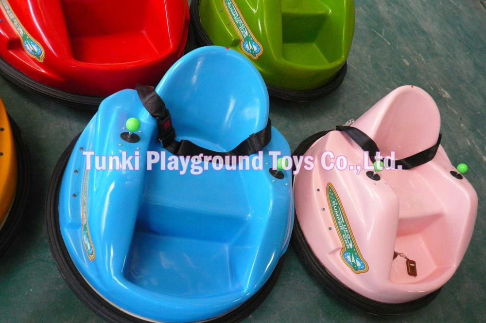 Bump! Bump! Electric Bumper Car Amusement Kids Bumper Car For Hot Sale