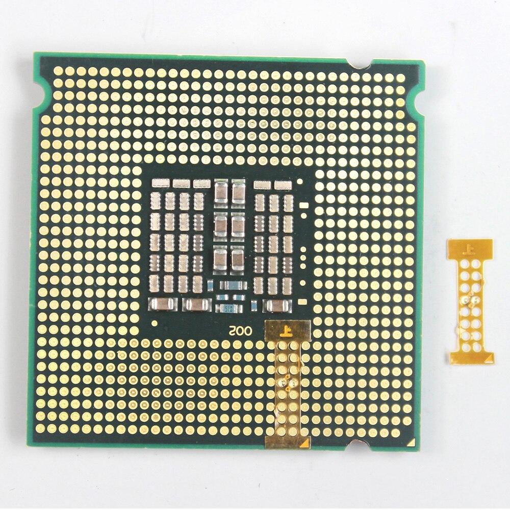 INTEL XEON E5440 Процессор INTEL E5440 LGA 775 процессор (2,83 ГГц/12 МБ/1333 мГц/4 ядра) процессор работать на g41 LGA775 материнская плата
