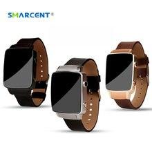 SMARCENT-3 Bluetooth Reloj Inteligente con Cámara Poligrafía Podómetro Smartwatch con Reemplazable Correas Para Android IOS Teléfono