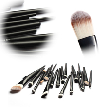 VANDER 20pcs/Set Eye Shadow Foundation Eyeliner Eyebrow Lip Brush Makeup Brushes Tools Cosmetics Kits Beauty Make Up Brush Kits