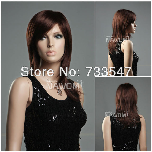 Best Selling Women Equal Wigs Straight Long Cheap Wig Good Quality Wig Korean Wigs