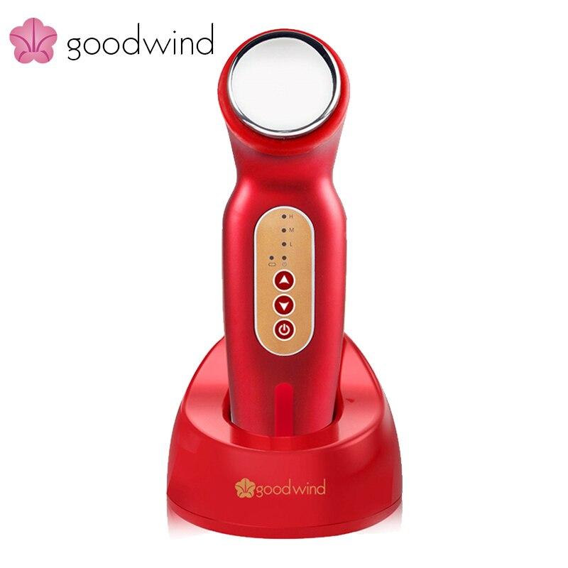 La goodwind CM-1-2 Lifting du corps du visage raffermissant V forme beauté soins de La peau Machine masseur électrique Spa santé nettoyeur à ultrasons