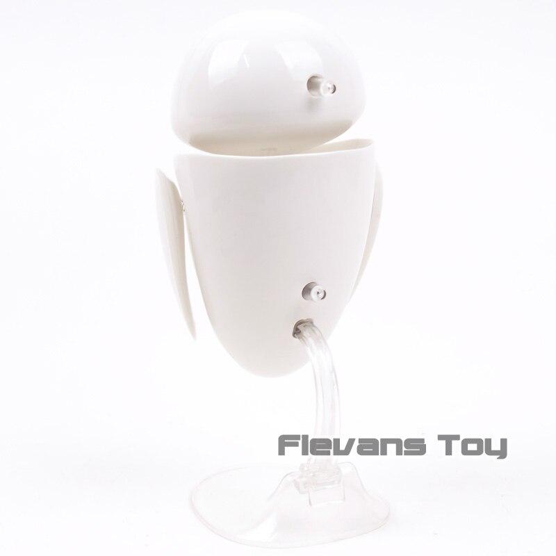 WALL E EVE PVC figurine à collectionner modèle jouet cadeau d'anniversaire de noël pour enfants enfants (visage peut changé) - 4