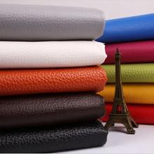 50x140cm DIYFaux Tela de cuero para muebles Pu Material Artificial silla holográfica zapatos de tela de polipiel falsa Telas