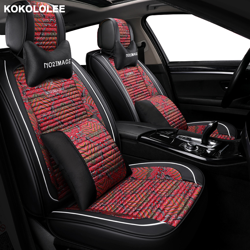 [Kokololee] housses de siège de voiture pour opel zafira a great wall hover chery tiggo t11 subaru impreza pour lexus rx570 voiture sièges protéger