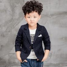 2020 New Children Boys Blazers Fashion Form Suit for Boy Kid